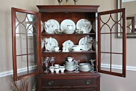 Beautiful How To Decorate Your China Cabinet Photos Ideas Literarywondrous  Displayhinaabinet