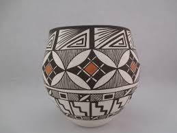 navajo pottery designs. Acoma Pottery By Iris Lucario Navajo Designs L