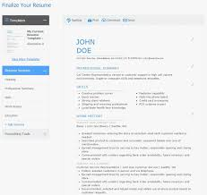 Learn The Truth About Resume Maker For Mac Free Download In