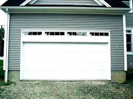 garage extension spring door springs clopay bottom seal do garage doors