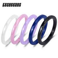 Модное космическое керамическое <b>кольцо</b>, Простой хвост ...