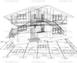 architecture blueprints. Modren Architecture Architecture Blueprints In 3