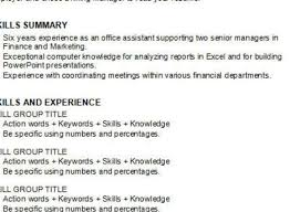 Hard Skills To Put On A Resume resume Enchanting Skills For Resume Microsoft Office Comp Splendid 19
