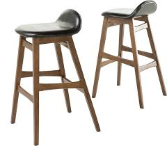 mid century modern stools. Mid Century Modern Bar Stools Love Stool Set Of 2 . 5 Dutch Wood