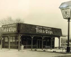 arthur treachers fish and chips throwback sunday midland arthur treachers fish and chips now open