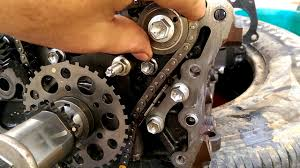 Timing install 2tr engine hilux - YouTube