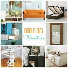 Double Duty Furniture Double Duty Furniture Decoration