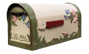 Decorative Mail Boxes Decorative residential mailboxes decorative mailbox brackets 28