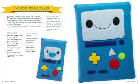 adventure time crafte diy phone and table case