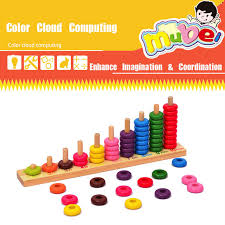 Wooden Math Games Educational Montessori Math Games Toy Montessori Materials Gift 42
