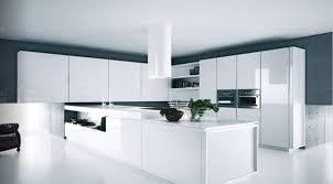 Shiny White Kitchen Cabinets Cocinas Europeas Wwwcocinaseuropeascommx Cocinas Pinterest
