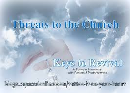 Church Revival Images Threats To The Church Keys To Revival