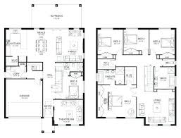 4 Bedroom House Designs Awesome Inspiration