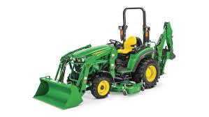 studio image of 2038r pact utility tractors