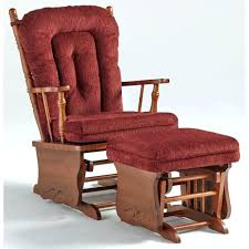 rocking chair with ottoman glider and replacement cushions covers baby