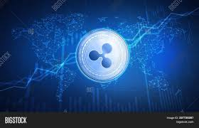 Ripple Coin On Hud Image Photo Free Trial Bigstock