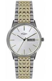 rotary two tone mens watch gb02751 03 rotary two tone mens watch gb02751 03