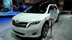 2013 Toyota Venza V6 AWD Re-designed Exterior and interior at 2012 ...