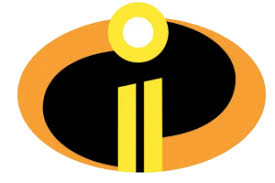 The incredibles logo png 1 » PNG Image