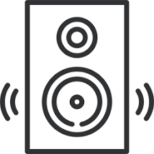 sound system clipart. pa packages sound system clipart
