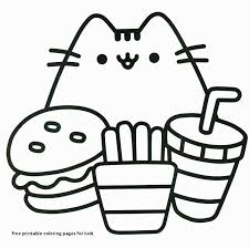 Fun Coloring Pages For Kids Elegant Free Printable Coloring Pages