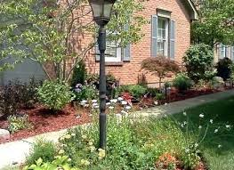 patio string light ideas. Interesting Ideas Backyard Light Post Landscaping Ideas Solar Lighting  And Patio  To String