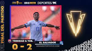 Trinidad Y Tobago El Salvador