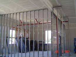 interior metal framing. Metal Framing For Interior Wall \u0026 ADA Ramp Rebar