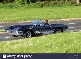 Car, Chevrolet Corvette Mako Shark, model year 1961, convertible ...