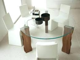 round glass dining table set glass and wooden dining tables glass round dining table set round