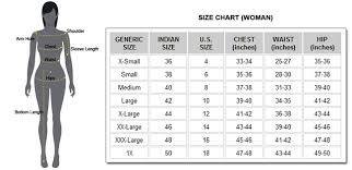 Sizing Chart Chacha Fashions Boutique