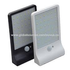 solar light solar motion sensor light