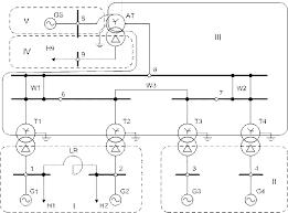Студопедия КУРСОВАЯ РАБОТА Рисунок 1 Принципиальная схема электрической сети