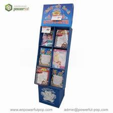 Comic Display Stand Single Comic Book Display Stand Cardboard Book Display Stands 2