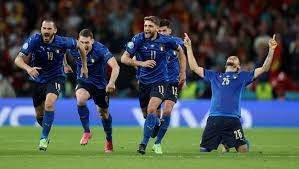 Italy reach final to continue storming ...