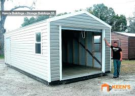 C Garage Door Shed With Roll Up New Storage X 10x12 Gambrel Plans For Sale