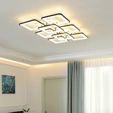 Modern LED <b>ceiling</b> lamp fixture <b>Remote control lighting</b> for <b>ceiling</b> ...