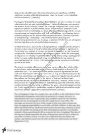 marriage ceremonies essay year hsc studies of religion ii  marriage ceremonies essay