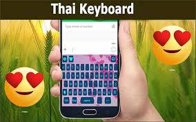 This transliteration is based on the iso 11940 norm. Thai Keyboard 2020 Thai Typing Keypad With Emoji Aplikacije Na Google Playu