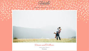 Free Wedding Website Templates Amazing We Review The Top 48 Free Wedding Websites To Use For Your Wedding