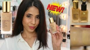 new estee lauder double wear water fresh makeup honey bronze 4w1 bination oily skin