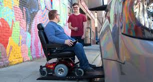 Dodge Grand Caravan Advantage | Side Entry Wheelchair Vans | Revability