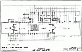 James Charnley House CharnleyPersky House Chicago Illinois Frank Lloyd Wright Home And Studio Floor Plan