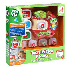 By using ipa you can know exactly how to pronounce a certain word in english. Leapfrog Tad S Fridge Phonics Magnetic Letter Set Target Australia