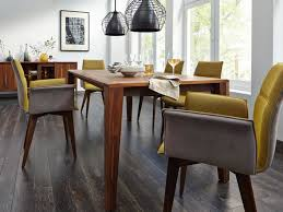 Esszimmermöbel Massiv - Essgruppe mit Bank oder Stühle online ...