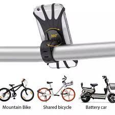 <b>Universal Bicycle</b> Mobile Phone Holder <b>Silicone</b> Motorcycle <b>Bike</b> ...