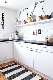 black and white striped kitchen rug innovative white kitchen rugs black and white striped kitchen rug