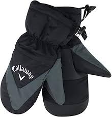 Callaway <b>Winter Mitts</b> Golf Waterproof Thermal Mittens: Amazon.co ...
