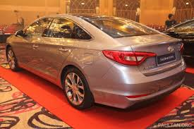new car release in malaysia 2014New Hyundai Sonata LF launched in Malaysia  three 20L variants