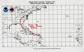 Hurricane Tracking Chart Hurricane Tracking Map Printable Hurricane Tracking Map